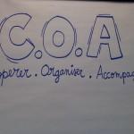 Atelier Réflexion collective et créative avec COA et Dijinov