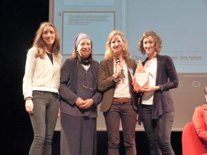 """Prix """"Coup de coeur"""" du Jury pour Actanciel"""