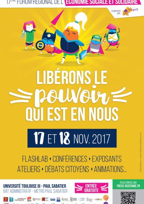 Affiche FRESS 2017
