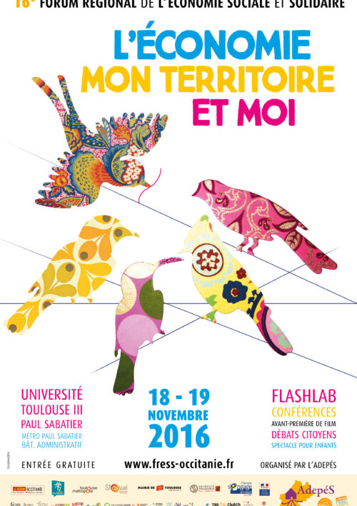 Affiche du FRESS 2016